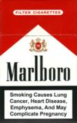 3 Cartons Marlboro Red Box - Made in EEU